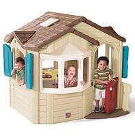 Игровой детский домик  «Мой дом» - Step 2 - США - стол с откидной столешницей и даже радиотелефон