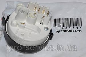 Прессостат C00145174 для стиральных машин Indesit и Ariston (EVO I, EV0 II)
