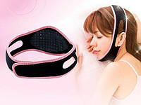 Эластичный бандаж-повязка для подтяжки лица с 3D лифтинг эффектом, фото 1