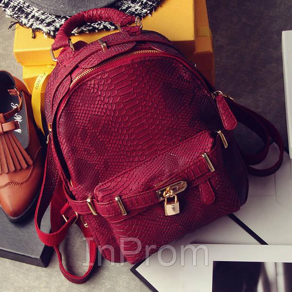 Рюкзак Hermes Red
