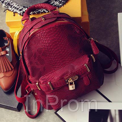Рюкзак Hermes Red, фото 2