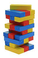 Игра goki Дженга Разноцветная башня hs973