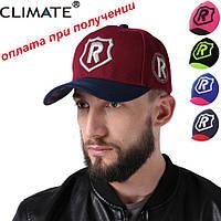 Мужская новая, стильная кепка, бейсболка лого R (NEW) !!!