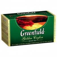 Чай   Greenfield 25*2г Golden Ceylon