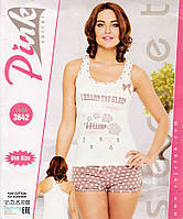 Пижама женская Pink, арт. 3642