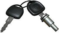 Цилиндр замка с ключом для Opel (Astra, Corsa, Combo, Meriva) JP Group 1287500600