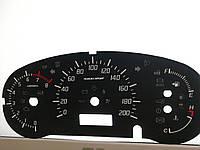 Шкалы приборов Suzuki Swift, фото 1