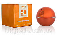 Мужская туалетная вода Hugo Boss Boss IN MOTION ORANGE MADE FOR SUMMER MEN, 90 мл.