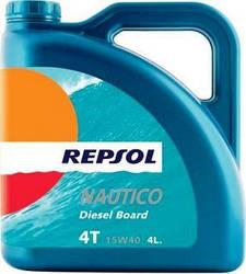 RP NAUTICO Diesel Board 4T 15W40 CP-4  (5Х4Л)