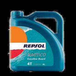 RP NAUTICO GASOL BOARD 4T 10W40 CP-4  (5Х4Л)