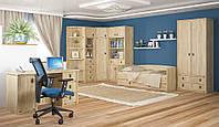 """Модульная система """"Валенсия-2"""".  Комплект современной мебели в комнату школьника"""