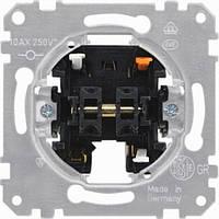 Механ. 1-пол. кноп. выключателя с подсв. MTN3160-0000