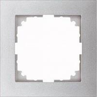 M-pure рамка, 1-постовая алюминий. MTN4010-3660