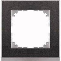 M-pure рамка, 1-постовая камень/алюминий. MTN4010-3669