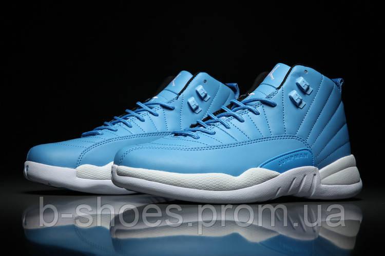 77fdab05a62b8f Мужские баскетбольные кроссовки Air Jordan Retro 12 (North Carolina ...