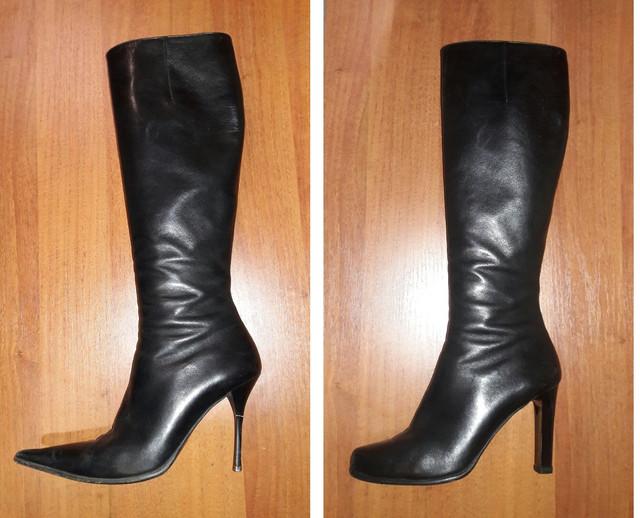 видоизменение модели обуви, поменять мобель обуви