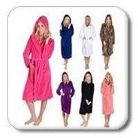 Халаты женские махровые