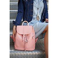Рюкзак женский кожаный Olsen барби
