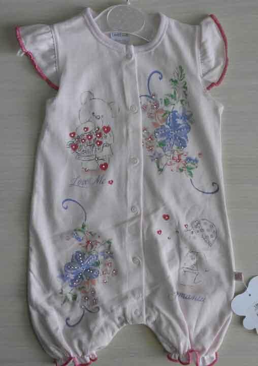 Песочник детский на девочек 62-74