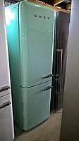 Холодильник Smeg FAB32LVN1 светло-зеленый Класс энергопотребления А++