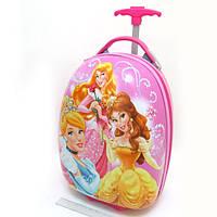 """Детский чемодан дорожный """"Josef Otten"""" Принцессы-2, 520346"""