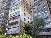Утепление зданий методом промышленного альпинизма