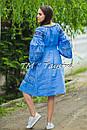 Вышитое платье  бохо вышиванка лен, этно, стиль бохо шик, вишите плаття вишиванка, Bohemian,стиль Вита Кин, фото 6