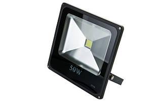 Светодиодный LED прожектор  50 Вт 6400К 2750 Lm
