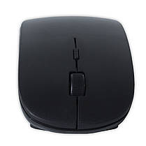 Универсальная мышь Аpple черная беспроводная для ноутбука компьютера windows универсальная переключатель DPI, фото 3