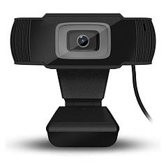 Веб камера LESKO S 30 для skype видео звонков скайпа связи конференций USB юсб оптическая линзы микрофон