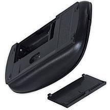 Радио мышь Apple черная компьютерная беспроводная usb эплл для ноутбука компьютера планешта ультратонкая!, фото 3