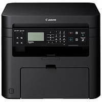 Лазерное МФУ CANON MF231 для офиса принтер с сканер копир черно-белый универсальный быстрая печать