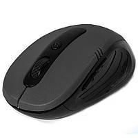 Беспроводная мышь Rapoo 7100 серая 1600dpi игровая для ноутбука компьютера ПК оптическая USB lol dota