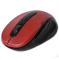 Радио игровая мышь Rapoo 7100 Красная USB юсб коннектор 1600 dpi игр онлайн беспроводная оптическая лазерная