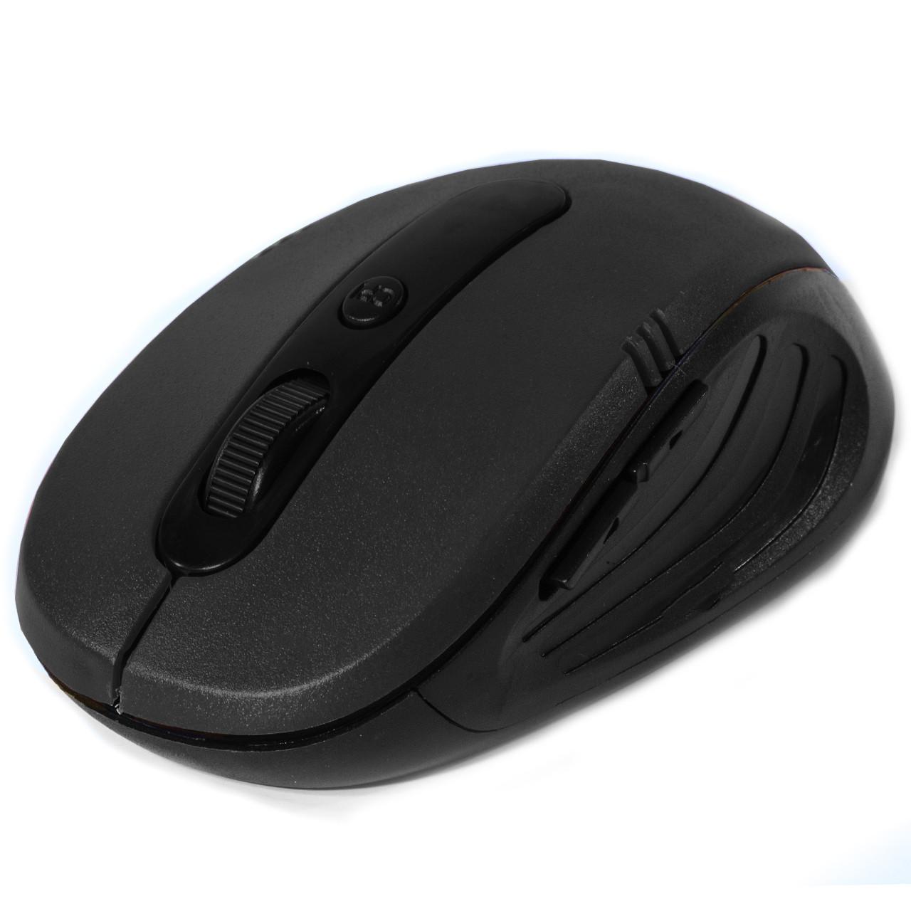 Игровая мышь Rapoo 7100 Black USB 1600 dpi беспроводная