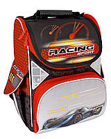 Ранец школьный каркасный Racing Sport CF85809