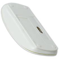 Беспроводная мышь Аpple белая для ноутбука компьютера windows универсальная с переключателем DPI игровая, фото 3