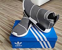 Кроссовки летние Adidas NMD city sock (Адидас).Турция - Голландия
