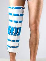 Тутор для полной фиксации коленного сустава
