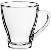 Чашка стеклянная HOLLYWOOD 255мл.