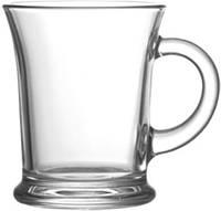 Чашка стеклянная AROMA 390мл.