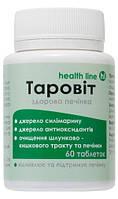 Диетическая добавка Таровит для очищения ЖКТ и печени 60табл.