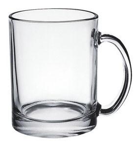 Чашка стеклянная LONDON  320мл.