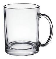 Чашка скляна LONDON 320мл.