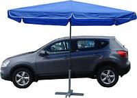 Зонт пляжный и для отдыха на природе прямоугольный 3 х3