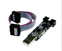USB ISP Программатор для ATMEL AVR ATMega, ATTiny, 51, прямой разьем