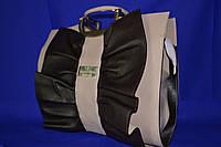 Красивая сумка от Valentino ( копия )  цвета пудры,комбинированная коричневым
