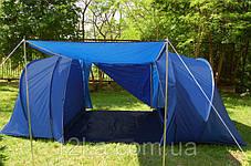 Палатка Presto Lofot 4 клеенные швы тамбур, фото 2