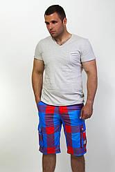 Яркие летние мужские шорты