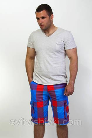 Яркие летние мужские шорты , фото 2